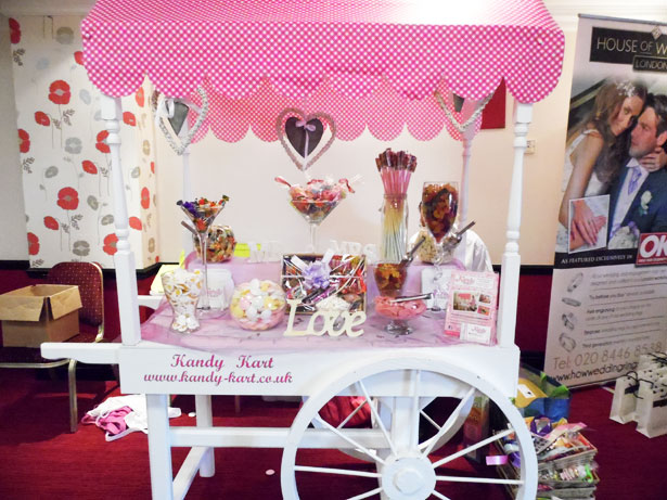 Candy Buffet by Kandy Kart