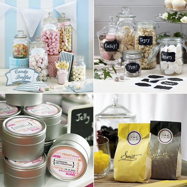 Sweet Buffet Accessories Confetti