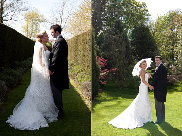 Bride And Groom's Official Photos
