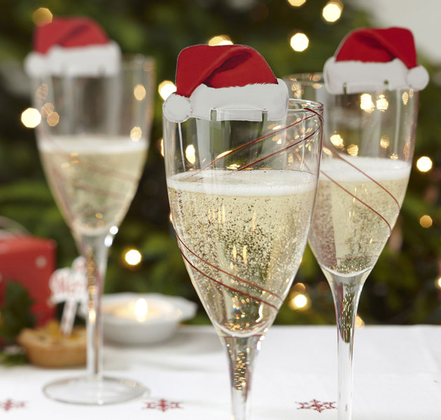 Superior Traditional Christmas Party Ideas Part - 6: Confetti