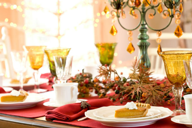 xmas table pink frosting com au