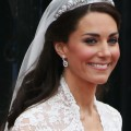 kate middleton change fashion bridal wedding veil lace
