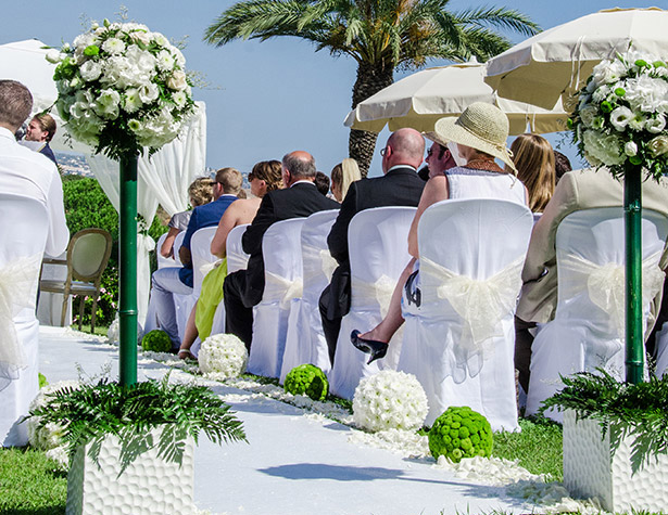 Civil Wedding Decoration Ideas: Laura And Mark's Real Wedding By Algarve Wedding Photography