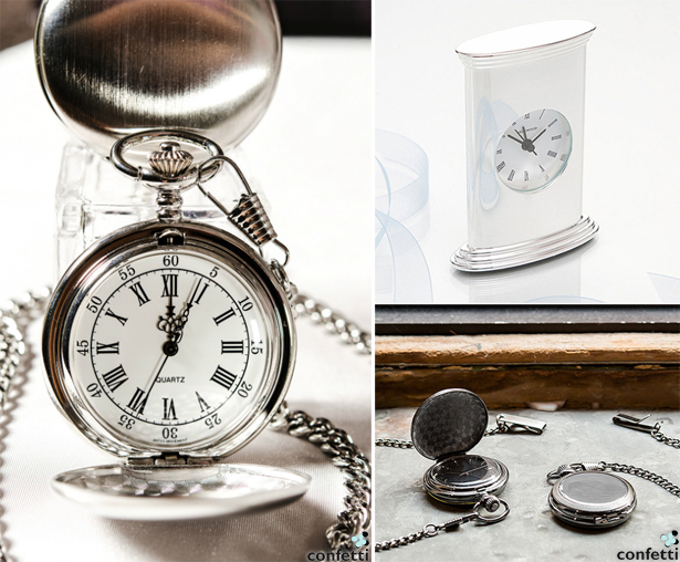 Clocks and Watches as Christmas Gifts | Confetti.co.uk