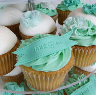 Little touches cupcakes