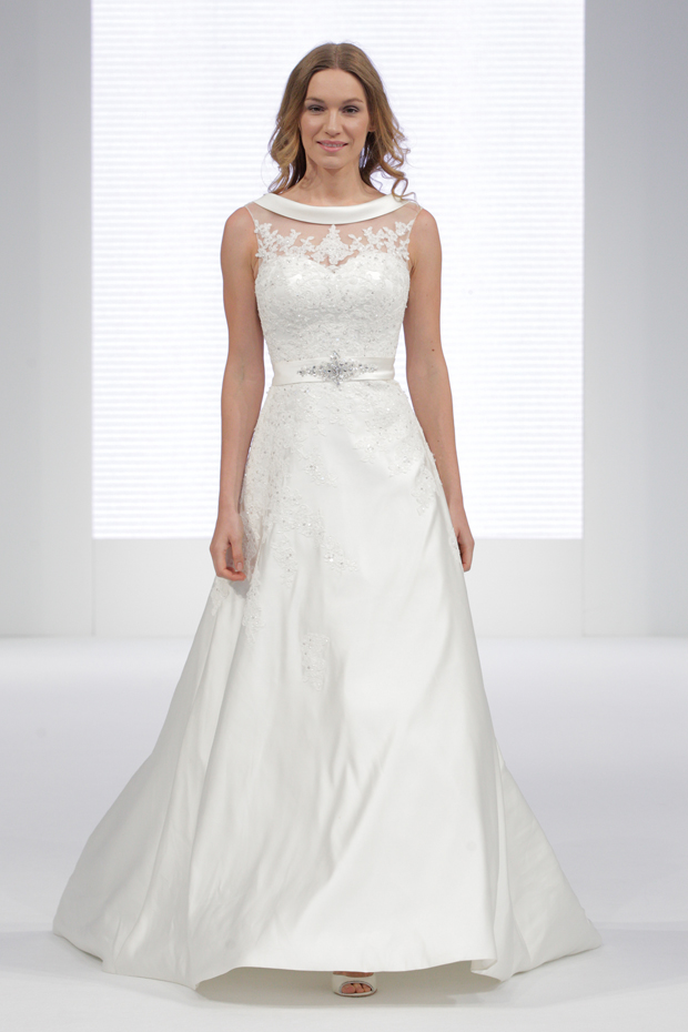 Latest Wedding Dress Catwalk Collections for 2014 ...
