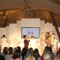National Wedding Show inspiration tent