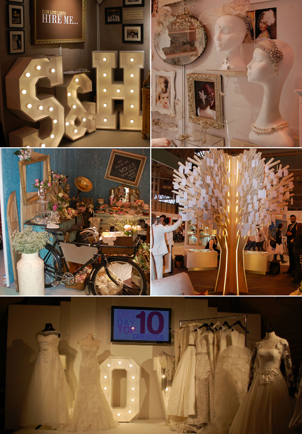 National Wedding Show highlights