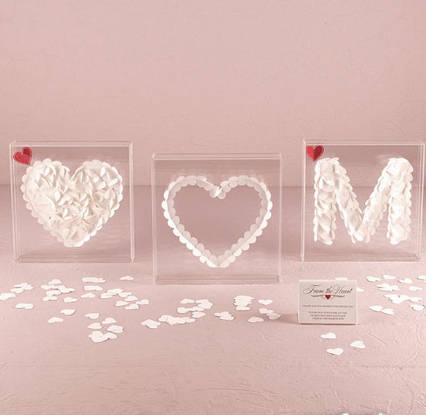 Transparent Acrylic Shadow Box