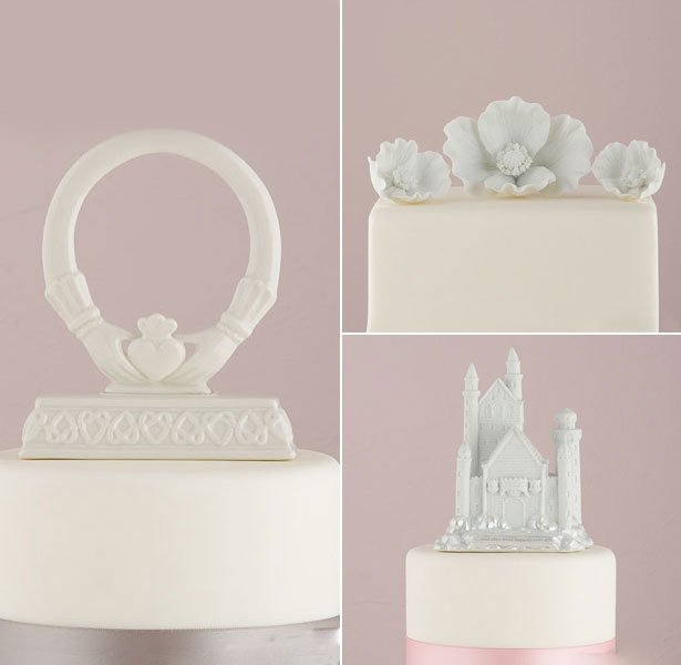Ornamental cake toppers
