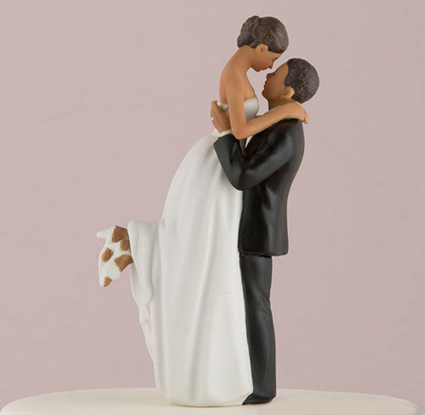 couple cake topper sitting pretty on a park bench couple cake topper
