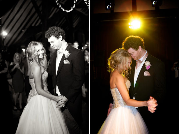 The first dance to Only Love by Ben Howard