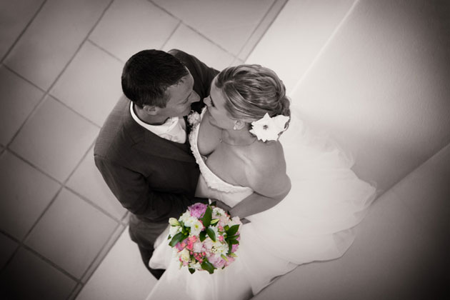 The happy couple by Yes I Do! Algrave