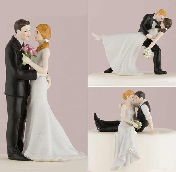 Romantic Cake Toppers