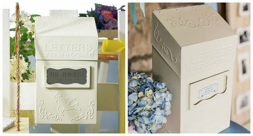 Letter box or wedding post box | Confetti.co.uk