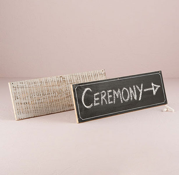 Wedding Wooden Sign Board