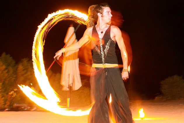 46 fire dancer wedding entertainment
