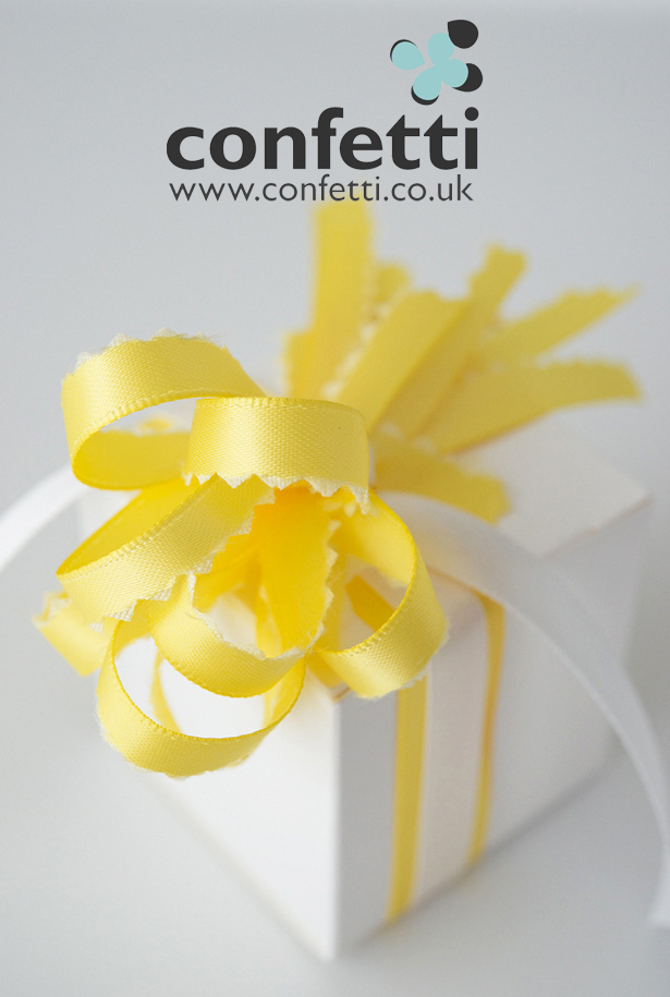 DIY Article Yellow