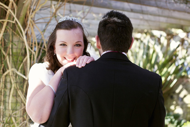 The newlyweds by Aspen Photographic