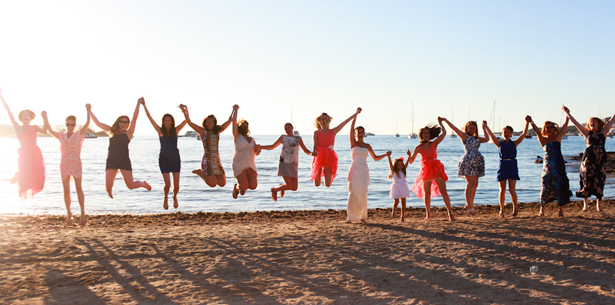 Ibiza Wedding Shop Fun Family Beach