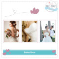 Thomson's #YourBigDay Bride - Choose Her Dress Style