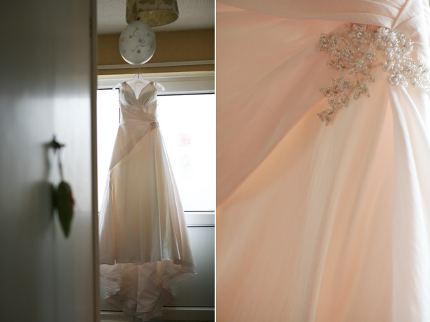 Blush Pink Sophia Tolli Wedding Dress | Confetti.co.uk