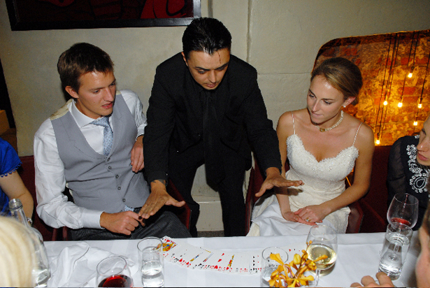 Finesse Wedding Entertainment - Magician