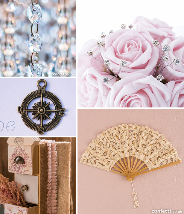 Pearls and Lace Accessories