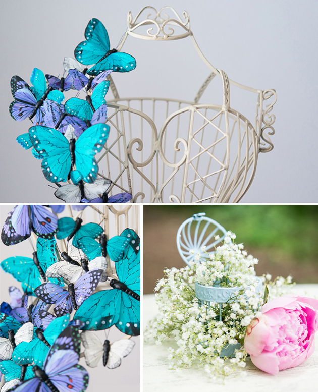 Butterfly Garden Wedding