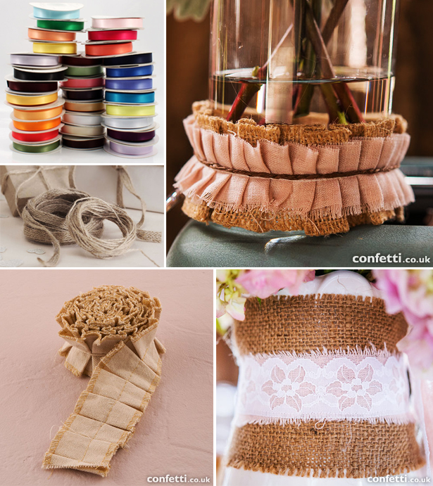 Ribbon and Twine