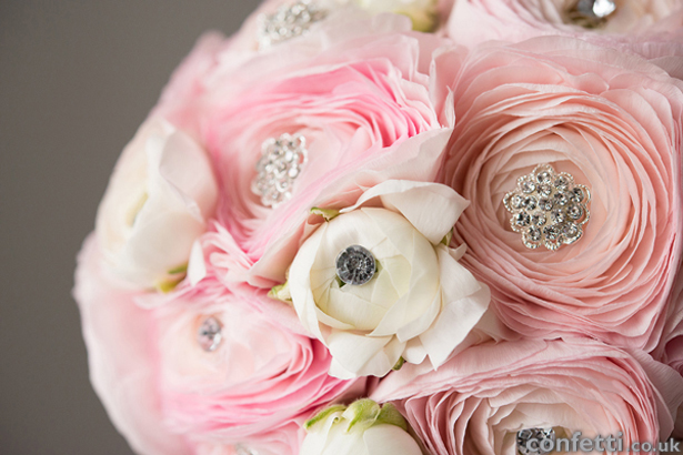 Pale Pink Round Bouquet