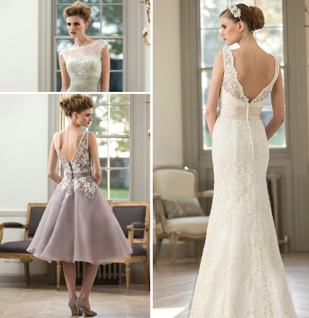 Swoon Bridal Lace Wedding Dresses