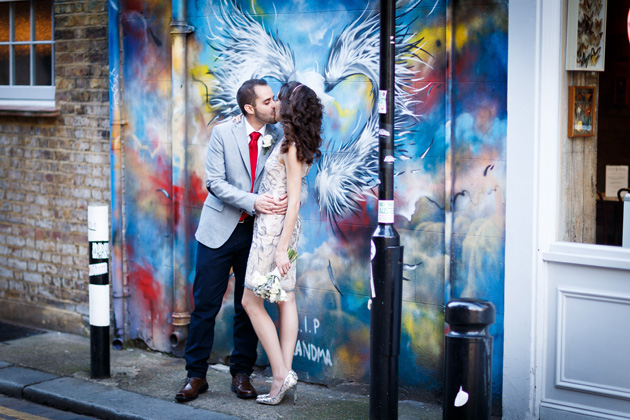 Wedding art and graffiti | Confetti.co.uk