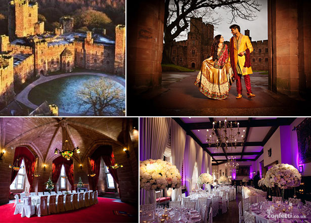 Find Amazing Venues For Your Asian Wedding