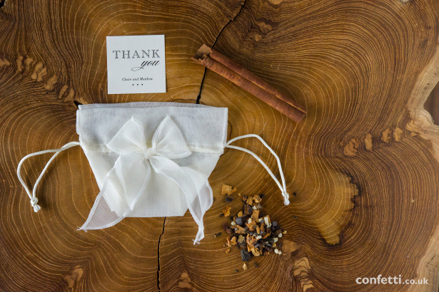 DIY Tea Favour Supplies from Confetti.co.uk