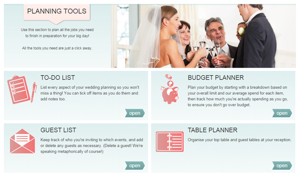 Confetti Wedding Planning Tools | Confetti.co.uk
