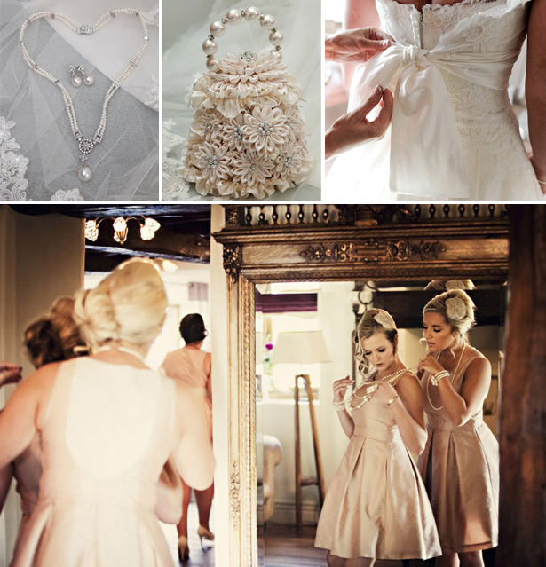 Vintage wedding fashion for bridal gowns, bridesmaid dresses, wedding jewellery, and wedding accessories | Confetti.co.uk