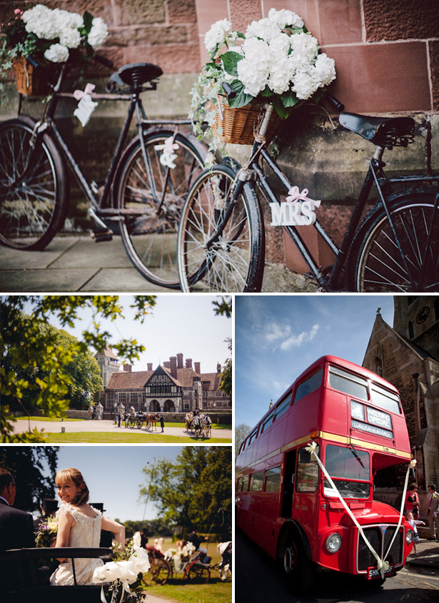 Eco-Friendly Wedding Transportation Ideas | Confetti.co.uk