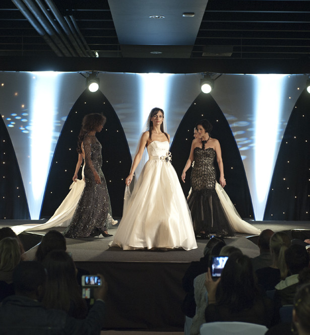 Discover the dress at a wedding show catwalk | Confetti.co.uk