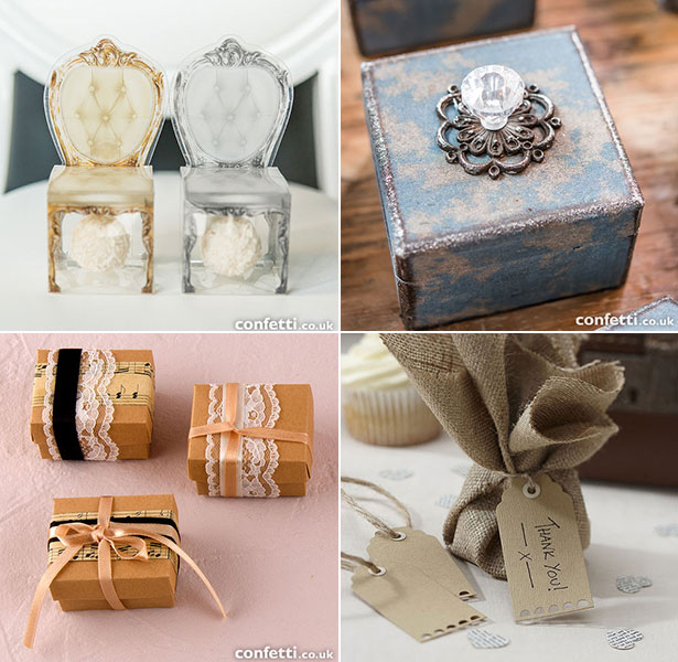 Get The Look New Vintage Wedding Decor