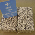 Wedding travel boxes by the Empty Box Company