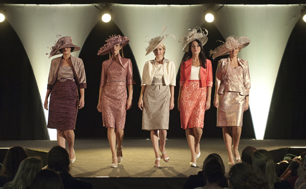 Mother of the bride and mother of the groom wedding fashion catwalk | Confetti.co.uk