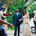 Francesca & Arun's Fusion Real Wedding | Confetti.co.uk