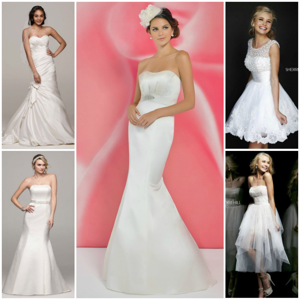 5 wedding dresses under 500 for Wedding dresses for 500 or less