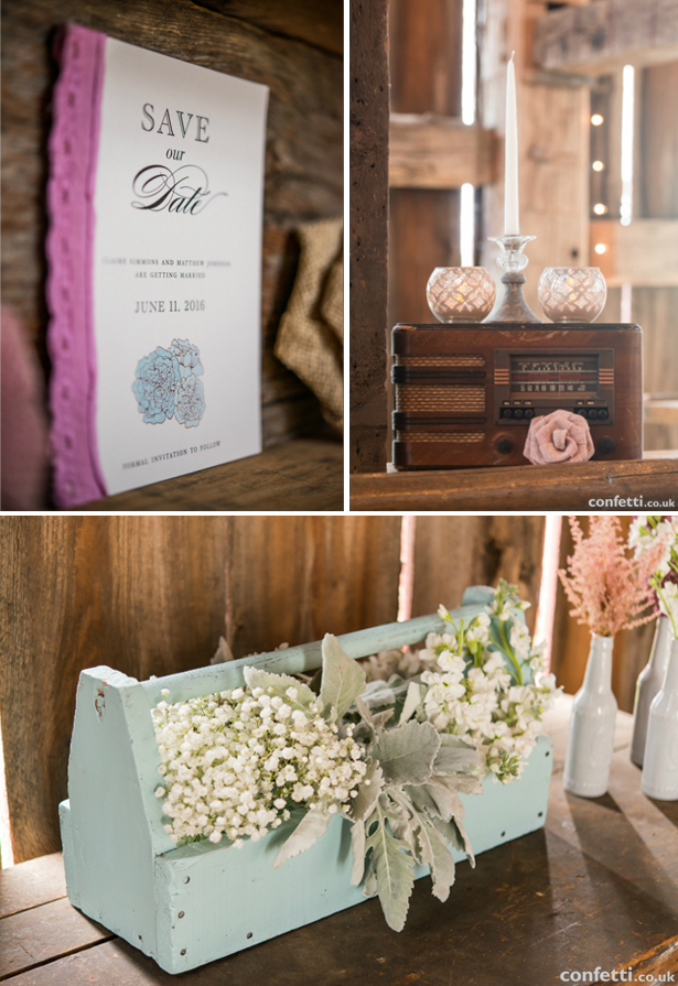 DIY wedding stationery and decor ideas | Confetti.co.uk