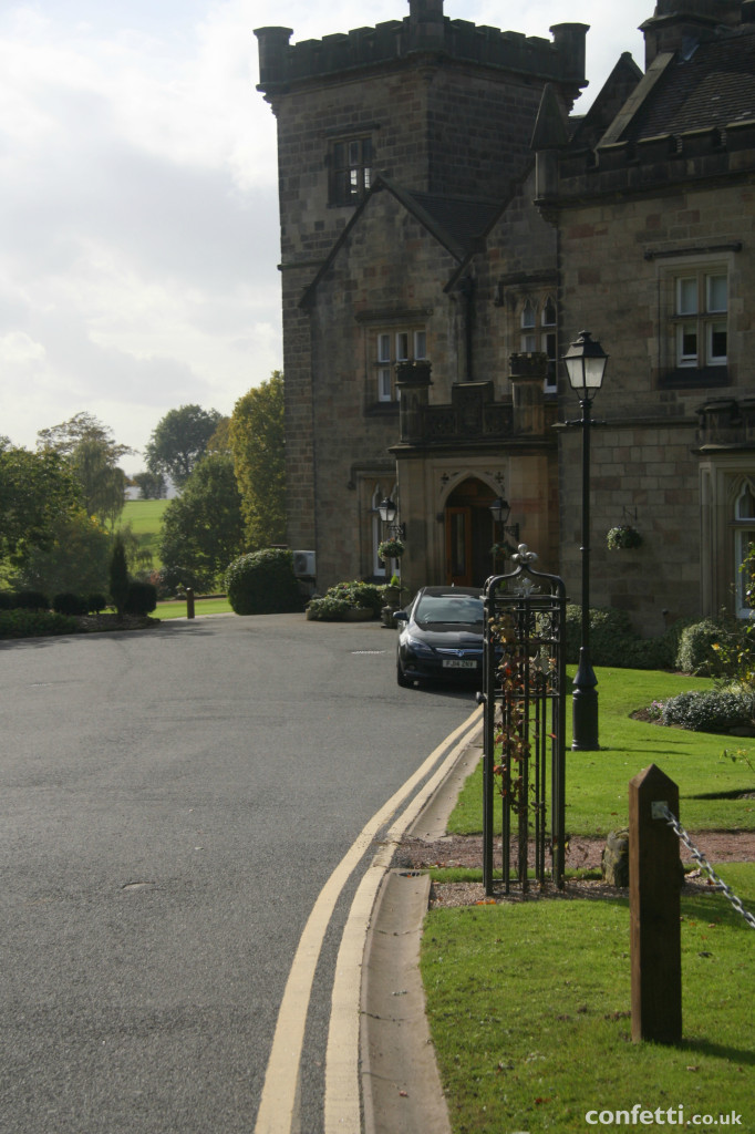 Breadsall Priory is the world's oldest Marriott hotel. | Confetti.co.uk