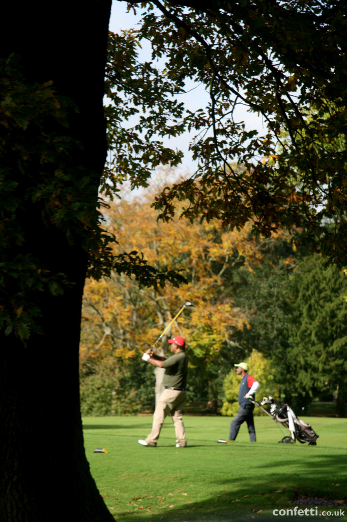 Engage your passions for the sport of golf at Breadsall Priory | Confetti.co.uk