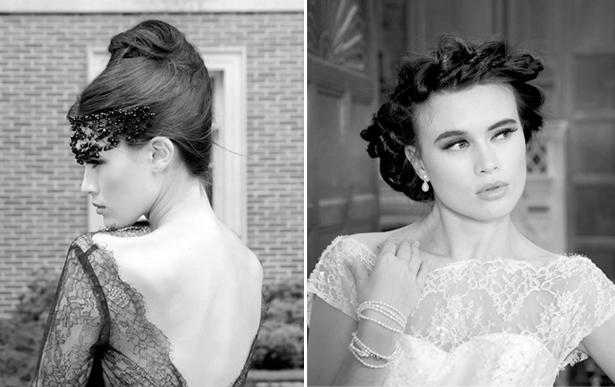 Vintage wedding hair and makeup ideas | Confetti.co.uk