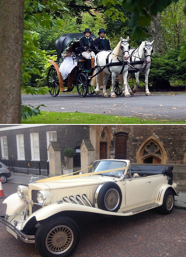 Vintage wedding transport ideas | Confetti.co.uk