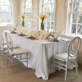 Winter White Tablescape from Confetti.co.uk